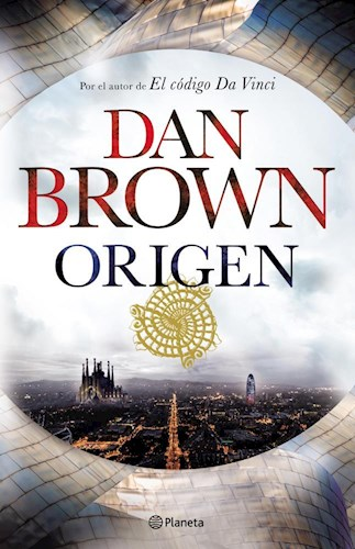 ORIGEN – DAN BROWN
