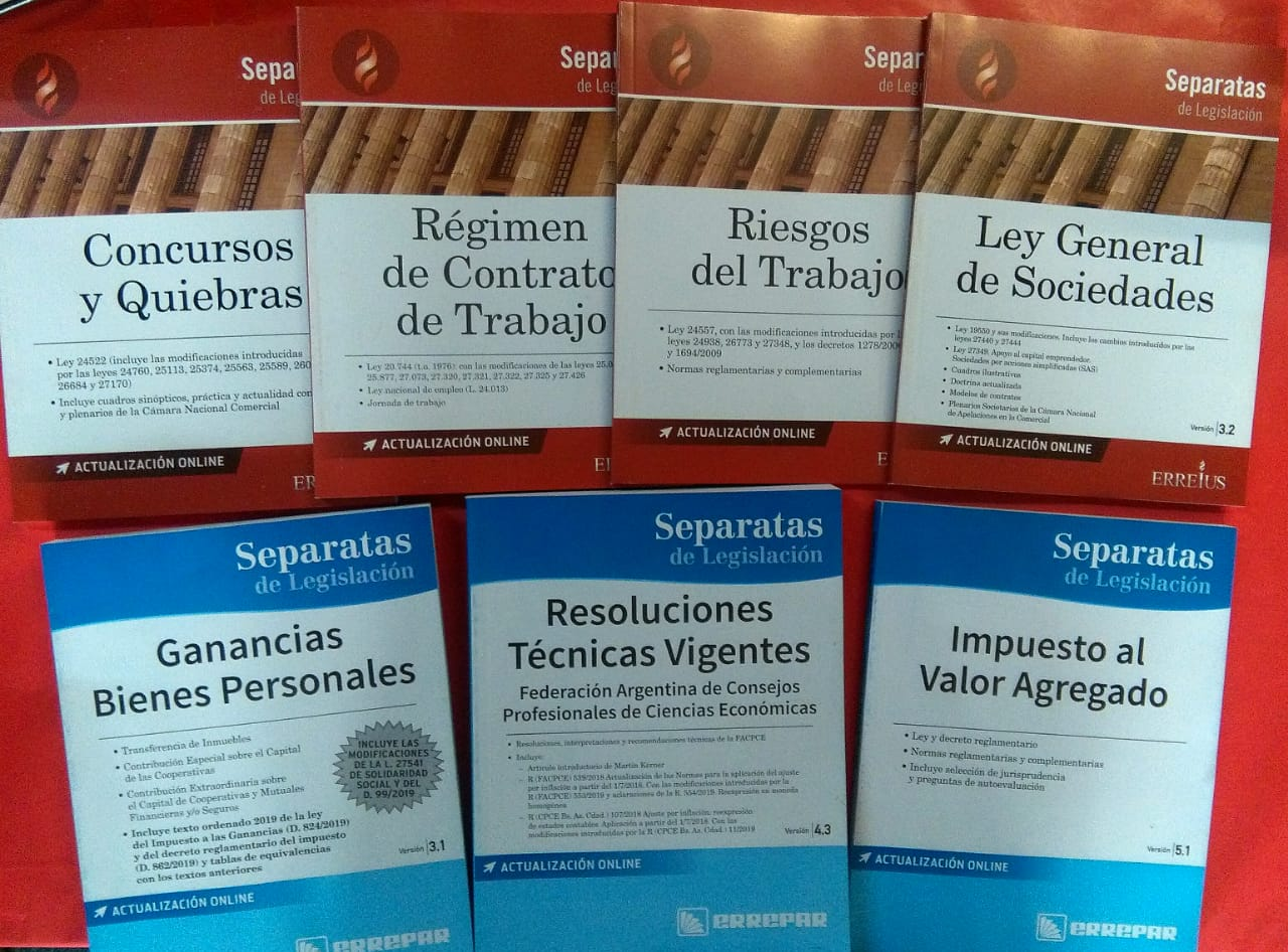👉SEPARATAS disponibles 📕📘